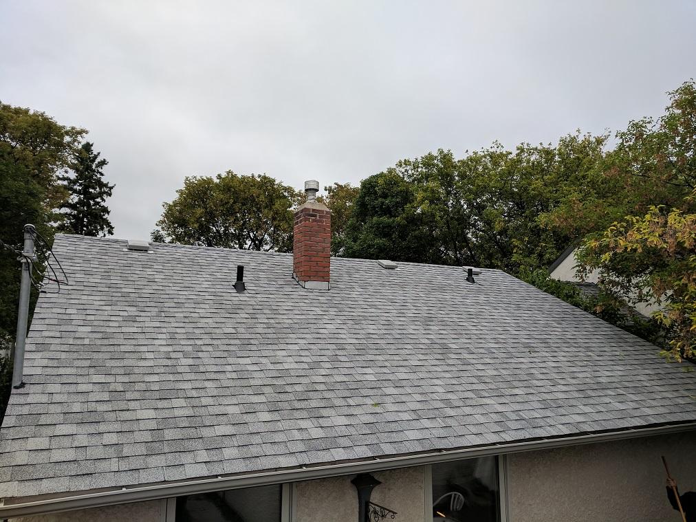 Agassiz Roofing Certainteed Landmark Birchwood