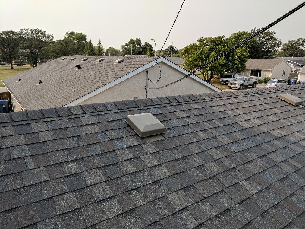 Agassiz Roofing Certainteed Landmark Driftwood