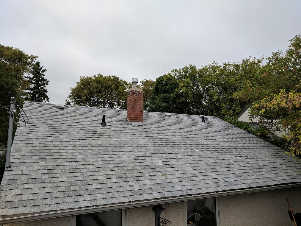 Agassiz Roofing Certainteed Landmark Birchwood