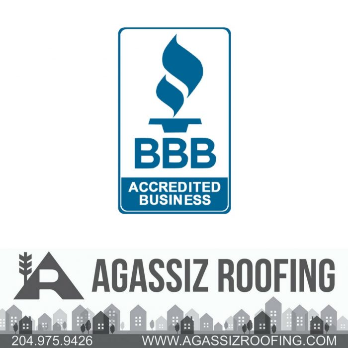 Agassiz Roofing - A Winnipeg Roofing Company - BBB Accredited Business